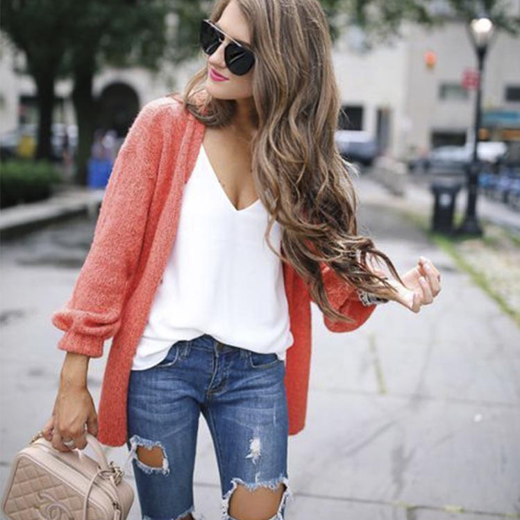10 ideas de outfits para lucir el color del 2019: Coral