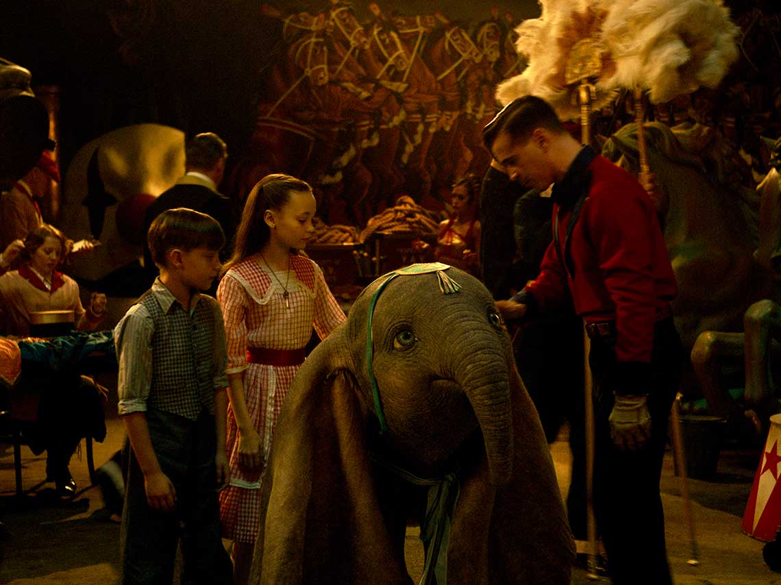 Live action de Dumbo 2019 ¡te contamos datos curiosos! 0
