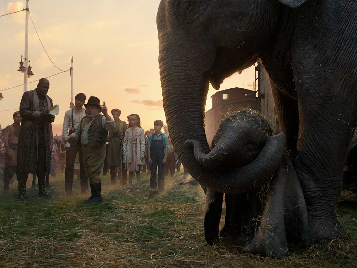 Live action de Dumbo 2019 ¡te contamos datos curiosos! 4