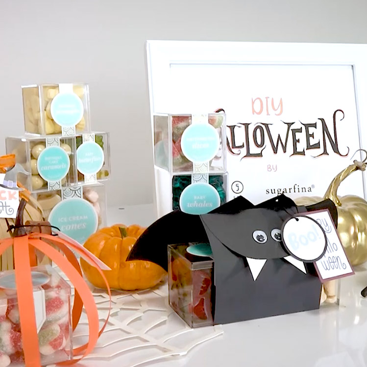 Manualidades DIY: Candy Crafts para Halloween